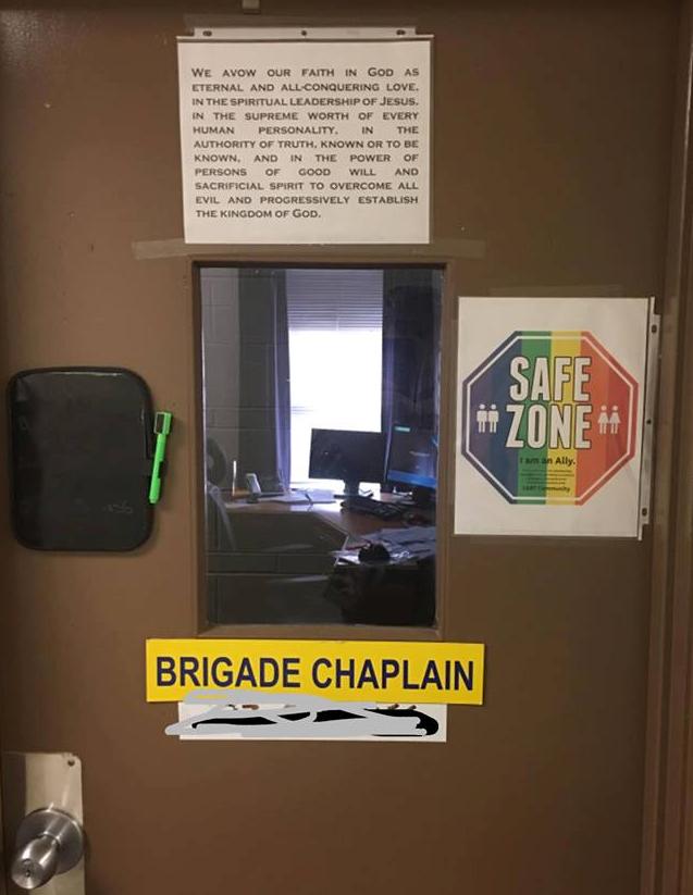 chaplaintygerdoor